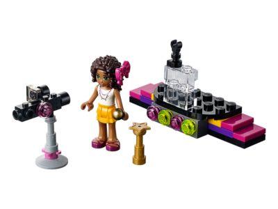 LEGO Friends Pop Star 41103 /& 30205 Recording Studio /& Red Carpet *sealed*