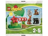 30217-0 LEGO Duplo Forest Animals Forest Random Bag