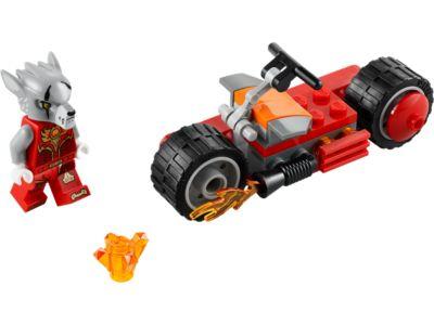 Lego Chima 30265 Worriz Fire Bike *neu 2014*