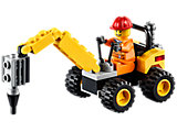 30312 LEGO City Construction Demolition Driller