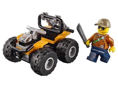 NEW//SEALED LEGO CITY JUNGLE QUAD ATV 30355