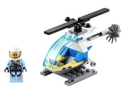 30367 LEGO City Police Helicopter