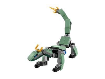 NEW in original package LEGO The Ninjago Movie Lloyd Green Ninja 30609
