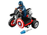 30447 LEGO Captain America Civil War Captain America's Motorcycle