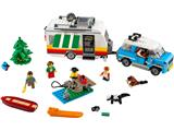31108 LEGO Creator Caravan Family Holiday