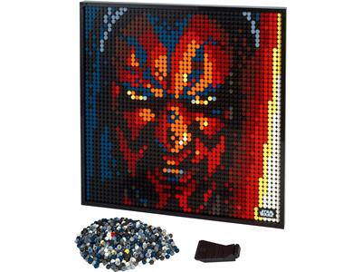 31200 LEGO Art Star Wars Sith