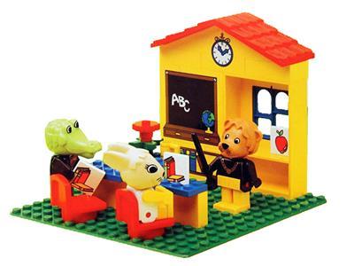 LEGO 3647 Fabuland Lionel Lion's Classroom   BrickEconomy