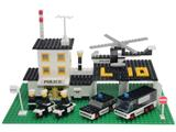 370 LEGOLAND Police Headquarters