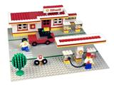 377 LEGO Shell Service Station
