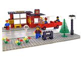 379 LEGO Bus Station