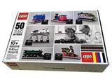 4002016 LEGO 50 Years on Track