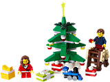 40058 LEGO Christmas Decorating the Tree