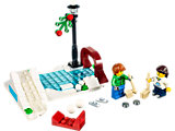 40107 LEGO Christmas Winter Skating Scene