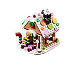 40139 LEGO Christmas Gingerbread House