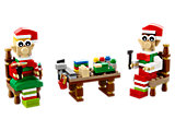 40205 LEGO Christmas Elves' Workshop