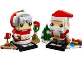 40274 LEGO BrickHeadz Mr. & Mrs. Claus