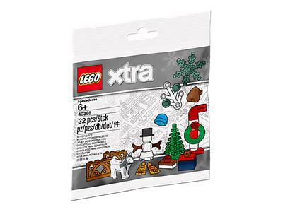 40368 LEGO Xtra Christmas Accessories