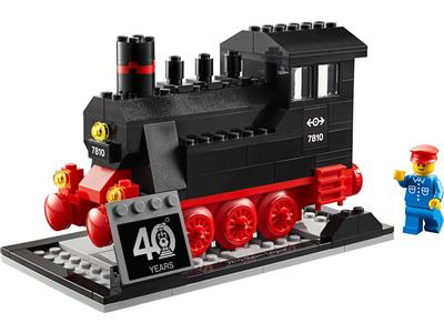 40370 LEGO Steam Engine