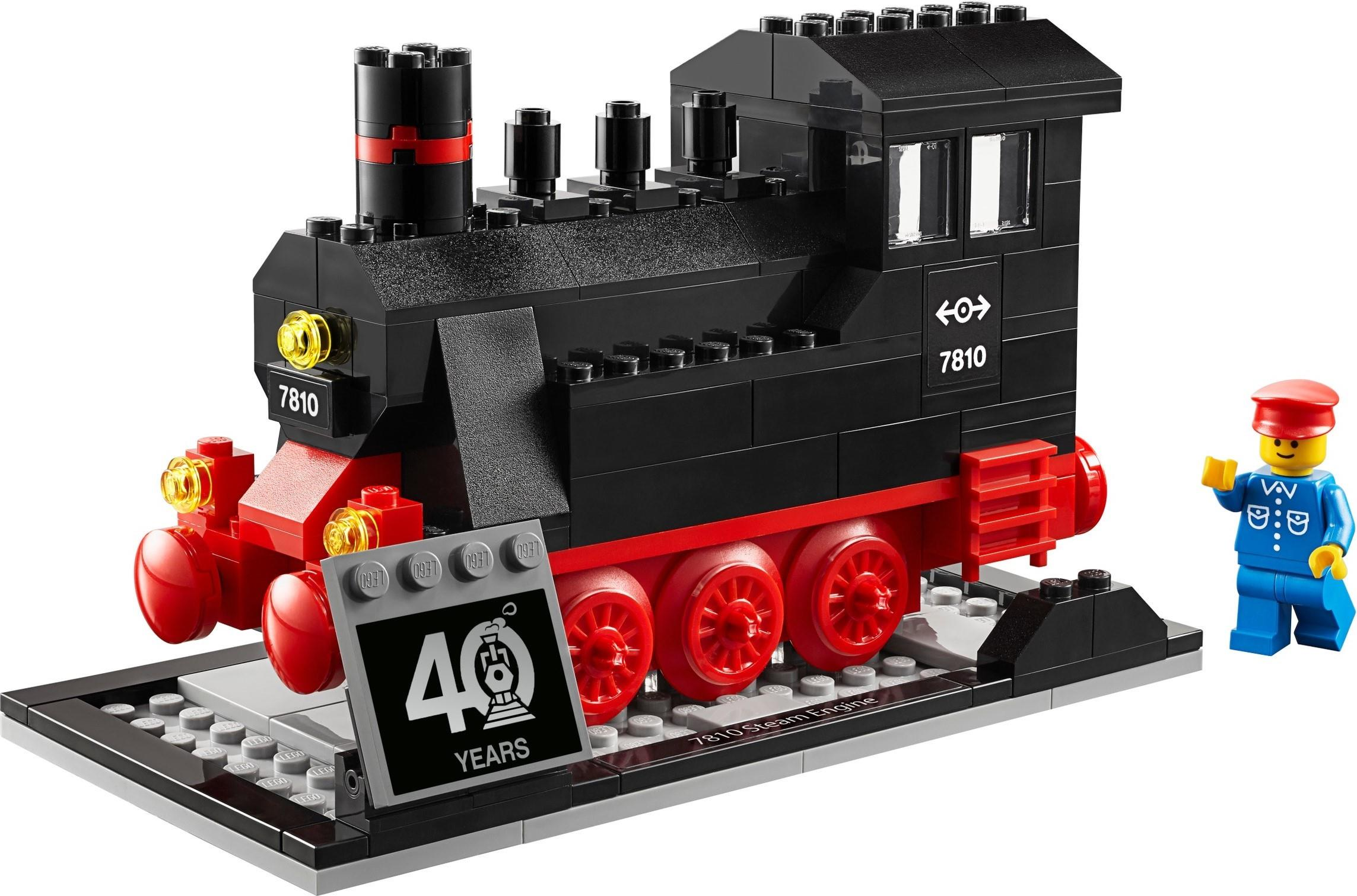 Lego 40370 Motor A Vapor Frete Grátis Novo-vendedor dos EUA