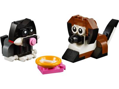 40401 LEGO Monthly Mini Model Build Dog and Cat Friendship Day