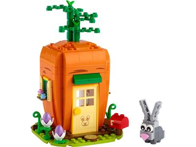 40449 LEGO Easter Bunny's Carrot House