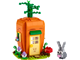 Easter Bunny's Carrot House thumbnail