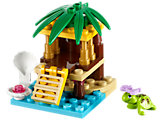 41019 LEGO Friends Animals Series 1 Turtle's Little Oasis