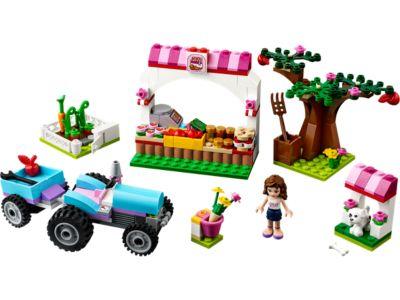 LEGO Friends Sunshine Harvest 41026 RETIRED BRAND NEW IN SEALED BOX