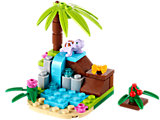 41041 LEGO Friends Animals Series 4 Turtle's Little Paradise