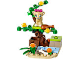 41048 LEGO Friends Animals Series 6 Lion Cub's Savanna