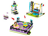 41133 LEGO Friends Amusement Park Bumper Cars