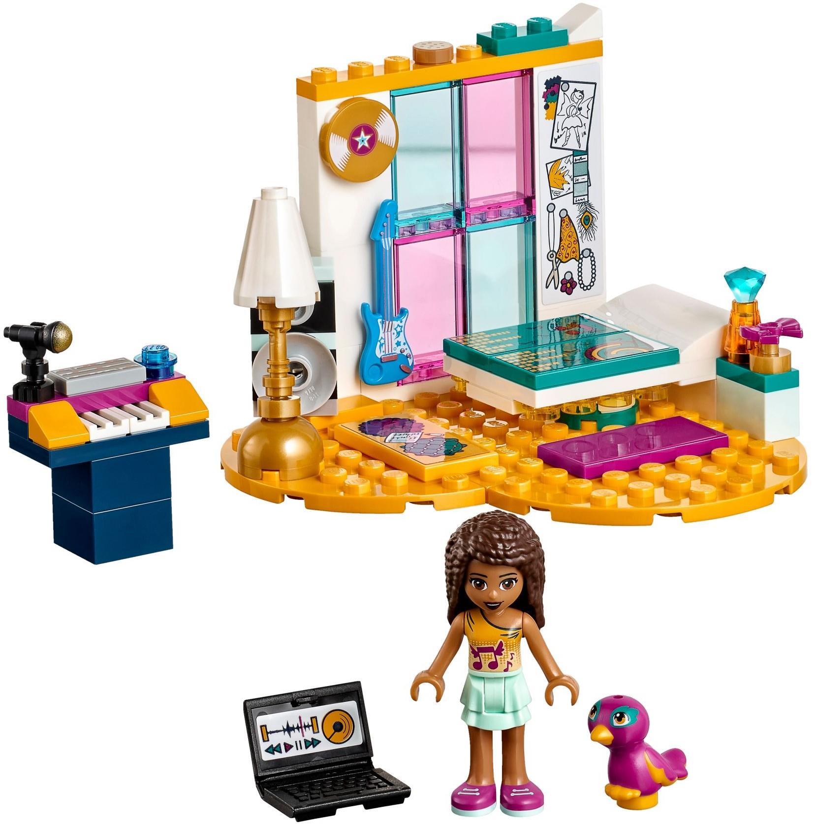 Lego 41341 Friends Andrea S Bedroom Brickeconomy