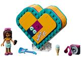 41354 LEGO Friends Andrea's Heart Box