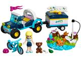 41364 LEGO Friends Stephanie's Buggy & Trailer