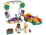 41390 LEGO Friends Andrea's Car & Stage