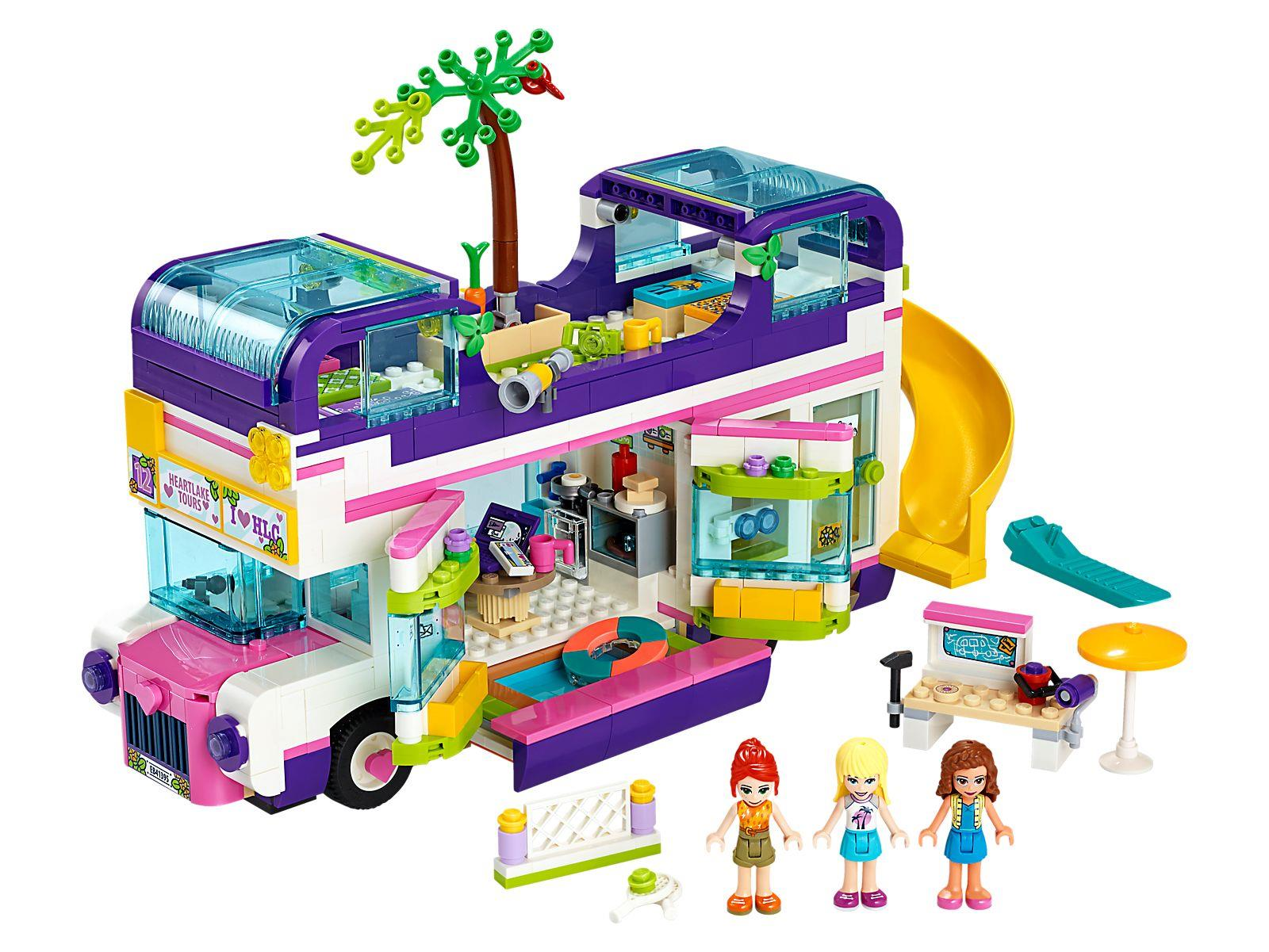 Lego Friends 41389 Stephanie/'s Ice Cream Cart Building Set New