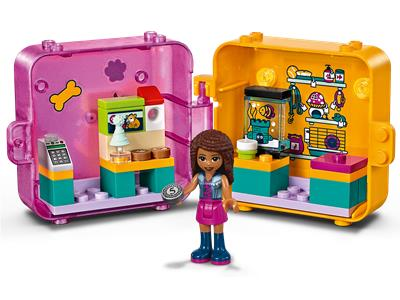 41405 LEGO Friends Andrea's Play Cube Pet Shop