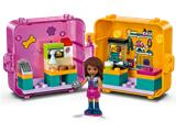 41405 LEGO Friends Andrea's Play Cube Pet Shop thumbnail image