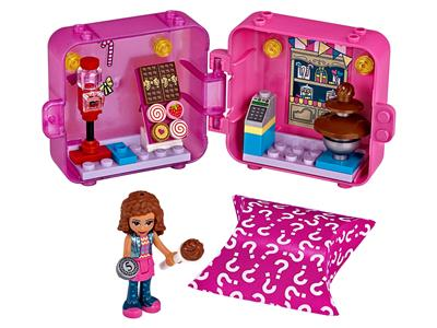 41407 LEGO Friends Olivia's Play Cube Sweet Shop