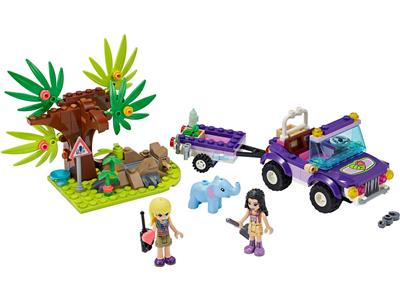 41421 LEGO Friends Baby Elephant Jungle Rescue