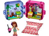 41436 LEGO Friends Olivia's Jungle Play Cube