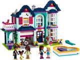41449 LEGO Friends Andrea's Family House