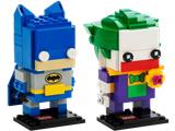 41491 LEGO BrickHeadz DC Comics Super Heroes San Diego Comic-Con Batman & The Joker