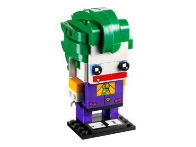 Series 1 New /& Sealed LEGO BrickHeadz #4 41588 DC Joker 151 pieces