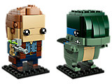 41614 LEGO BrickHeadz Owen & Blue