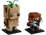 41626 LEGO BrickHeadz Marvel Super Heroes Groot & Rocket
