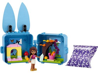 41666 LEGO Friends Play Cube Andrea's Bunny Cube