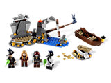 4181 LEGO Pirates of the Caribbean On Stranger Tides Isla de la Muerta