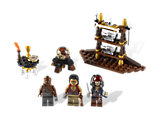 4191 LEGO Pirates of the Caribbean On Stranger Tides Captain's Cabin