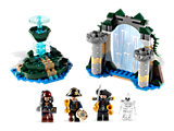 4192 LEGO Pirates of the Caribbean On Stranger Tides Fountain of Youth